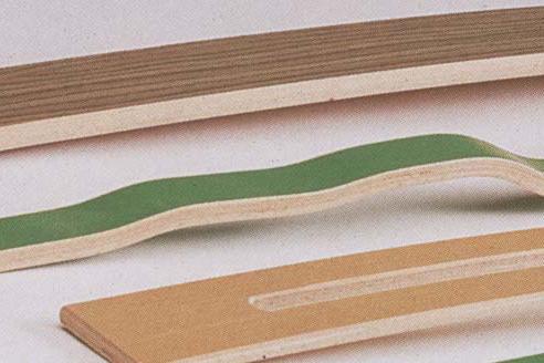 Varianten von Bettfederleisten.