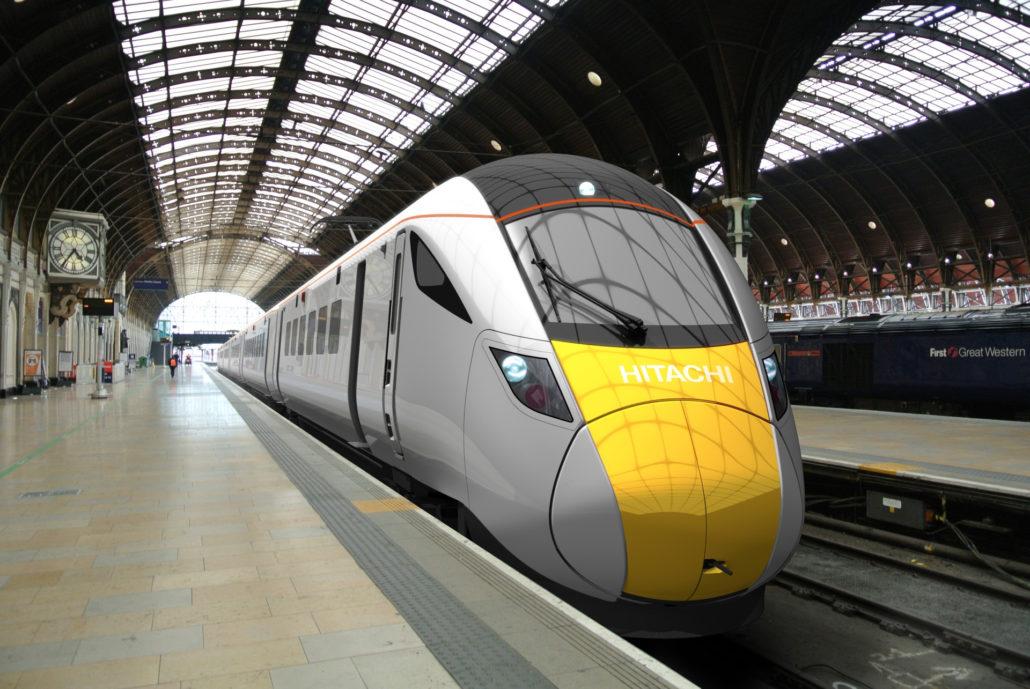 Hitachi-Train