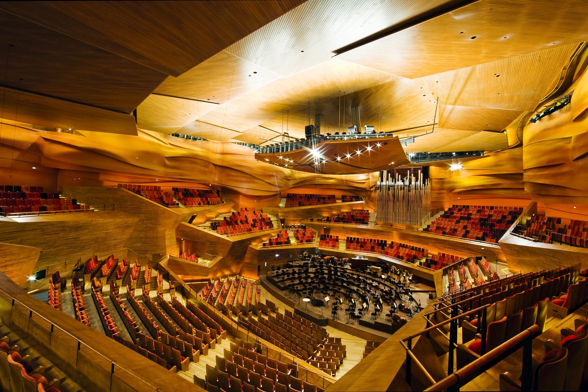 Opernhaus Kopenhagen Danish Radio