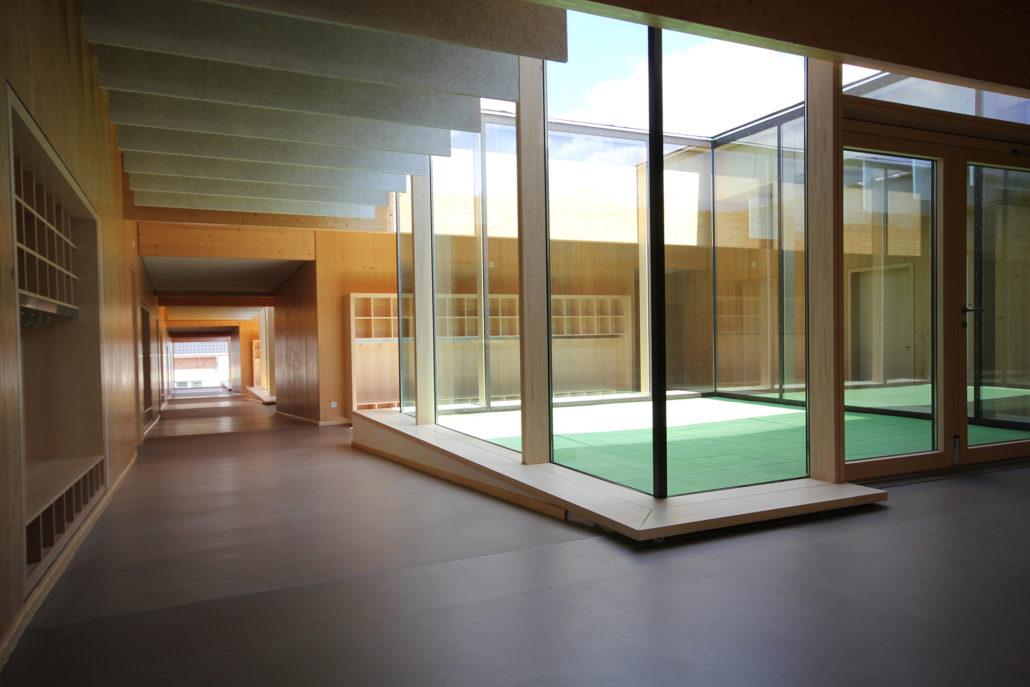 Kita Bunte Töne – Lichthöfe, Stadt Alzey © AV1 Architekten GmbH