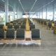 Wartebereich im Flughafen