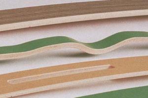 3 Varianten von Federleisten